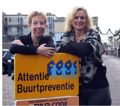 Mieke van Krimpen Conny van Egmond